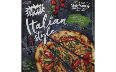 Oumph pizza italian style 400g