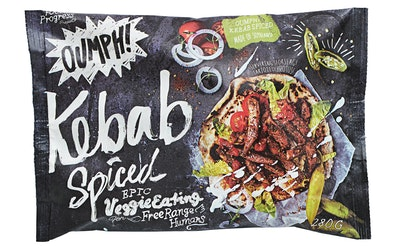 Oumph kebab soijaproteiinisuikale 280g