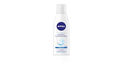Nivea daily essentials refreshing cleanding milk puhdistusemulsio 200ml
