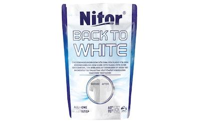 Nitor Back to white värien palauttaja valkoisille vaatteille 400 g