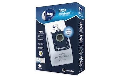 Electrolux S-bag Classic Long E201S pölypussit 4kpl