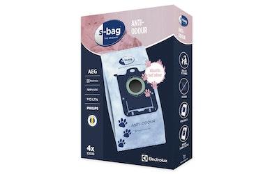 Electrolux S-bag Anti-Odour E203S pölypussit 4 kpl