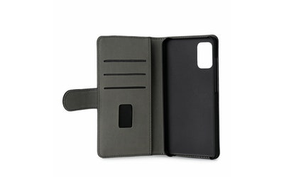 Gear lompakkokotelo Samsung A41 musta