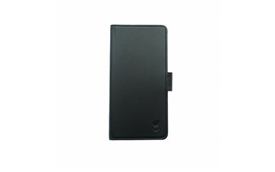 Gear lompakkokotelo Samsung J6 2018 musta