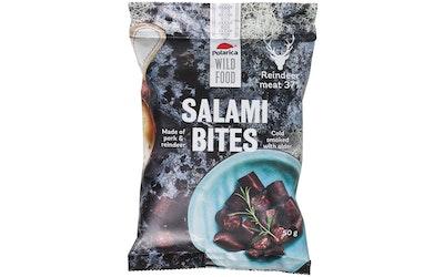 Polarica 50g Reindeer Salami Bites