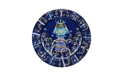 Iittala Taika lautanen 27 cm sininen