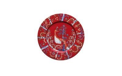 Iittala Taika lautanen 22 cm punainen