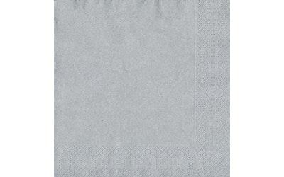 Duni Lautasliina Hopea 33cm