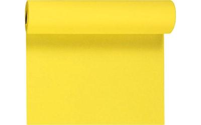Duni Dunicel poikkiliina 0,4x4,8m keltainen perforoitu
