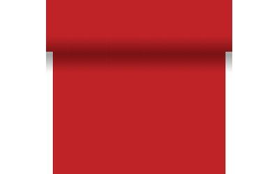 Duni poikkiliinarulla punainen 0,4x4,8m