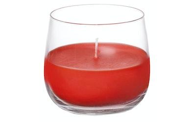 Duni 20h Ellie punainen kynttilälyhty