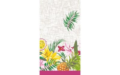 Dunisilk pöytäliina 138x220cm Bahamas Floral