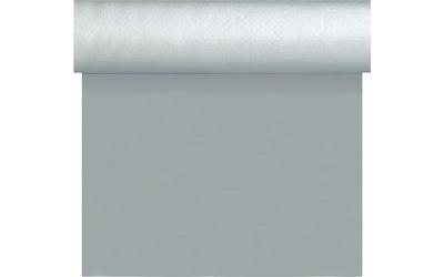 Dunisilk poikkiliina 0,4x4,8m hopea