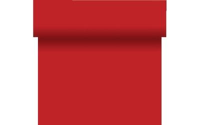 Dunicel poikkiliinarulla punainen 0,4x4,8m perforoitu