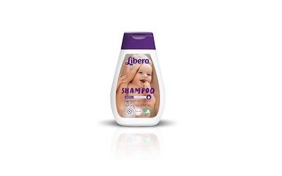 Libero shampoo 200ml hajusteeton
