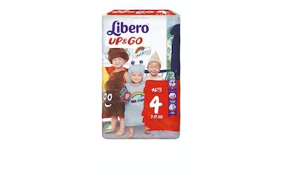 Libero Up&Go housuvaippa koko 4 (7-11 kg) 46 kpl