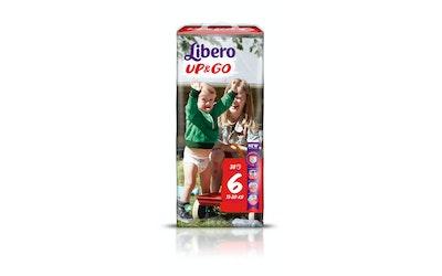 Libero Up&Go housuvaippa koko 6 (13-20 kg) 38 kpl