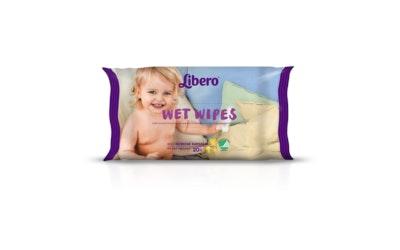 Libero puhdistuspyyhe matkapakkaus 20 kpl