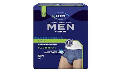 Tena Men inkosuoja Active Fit Pants M 9kpl