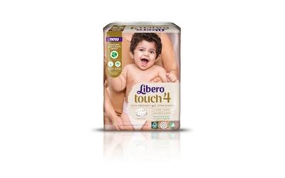 Libero Touch teippivaippa 24kpl S4 7-11kg