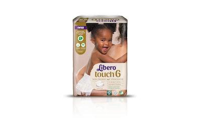 Libero Touch teippivaippa 21kpl S6 13-20kg