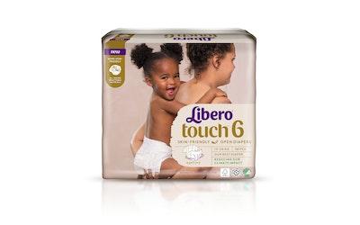 Libero Touch teippivaippa 38kpl 13-20kg S6