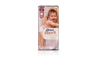 Libero Touch housuvaippa 36kpl 7-11kg S4