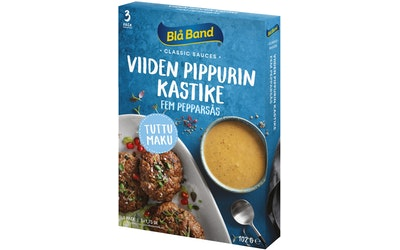Blå Band Bistro Viiden Pippurin kastike 3x16g
