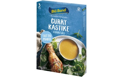 Blå Band Gluteeniton Currykastike 3x30g