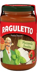 Raguletto Mozzarella-Basilika Pastakastike 400 ml