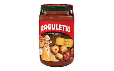 Raguletto Sipuli-Tomaatti Pastakastike 400 ml