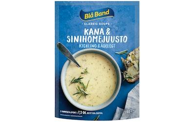 Blå Band Juhlava kana-sinihomejuustokeitto 78g