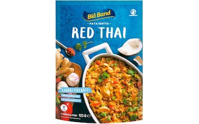 Blå Band Red Thai pata Riisi-kasvis-mausteseos 123g