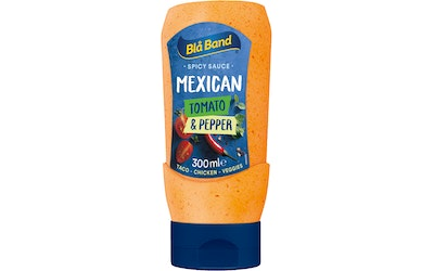 Blå Band mexican paprikastike 300ml maust