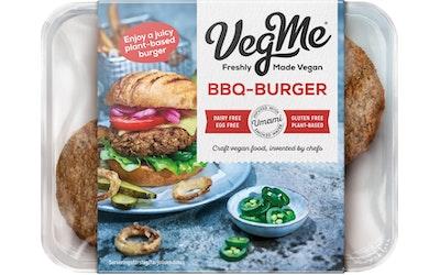 Vegme BBQ burgerpihvi 240 g - kuva