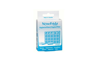NoseFrida Hygieniafilteri 20 kpl