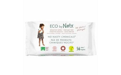 Naty Eco puhdistuspyyhe sensitive  56kpl