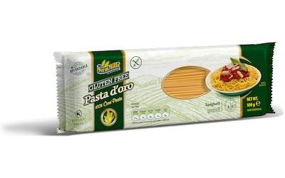 SamMills Pasta D'oro spaghetti luontaisesti gluteeniton pasta 500g