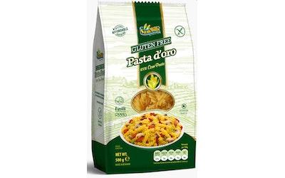 SamMills Pasta D'oro fusilli luontaisesti gluteeniton pasta 500g