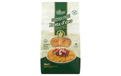 SamMills Pasta D'oro lasagne corte luontaisesti gluteeniton pasta 500g