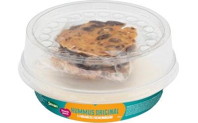 Sevan hummus snackpack original 155g
