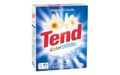 Tend pyykinpesujauhe perinteinen Color&White 1,8kg