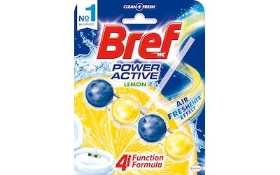 WC Bref wc-raikastin Power Active Lemon 50g