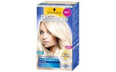 Blonde L101vaalennusaine Silver Blonde Platinum Lightener