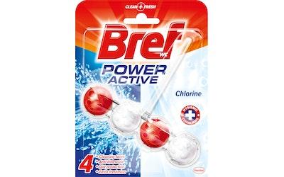 WC Bref wc-raikastin Power Active Hygiene 50g