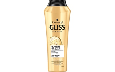 Gliss shampoo 250ml ultimate oil elixir - kuva