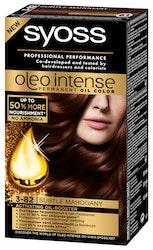 Oleo Intense hiusväri 3-82 subtle mahogany
