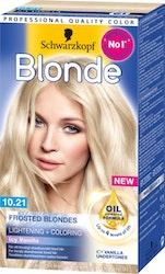 Blonde hiusväri 10.21 Icy Vanilla