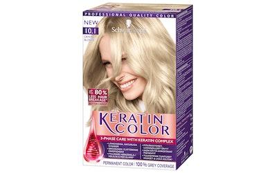 Schwarzkpf Keratin Color 10.1 Crystal Blonde hiusväri