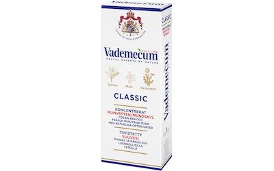 Vademecum Classic suuvesi 75ml